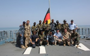 Counter Piracy Training For Djiboutian Navy