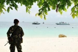 Maritime security in Malaysia