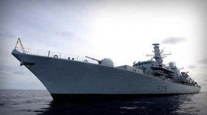 Royal Navy sends warship to Libya