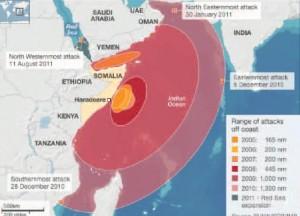 Somali Pirates Expand Operations