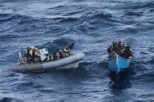 Pilot Project to Combat Piracy