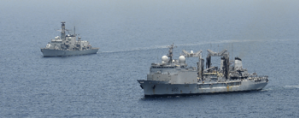 CTF 150: Operations in the Bab El Mandeb Strait Continues