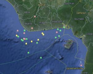 Nigeria Delta Piracy